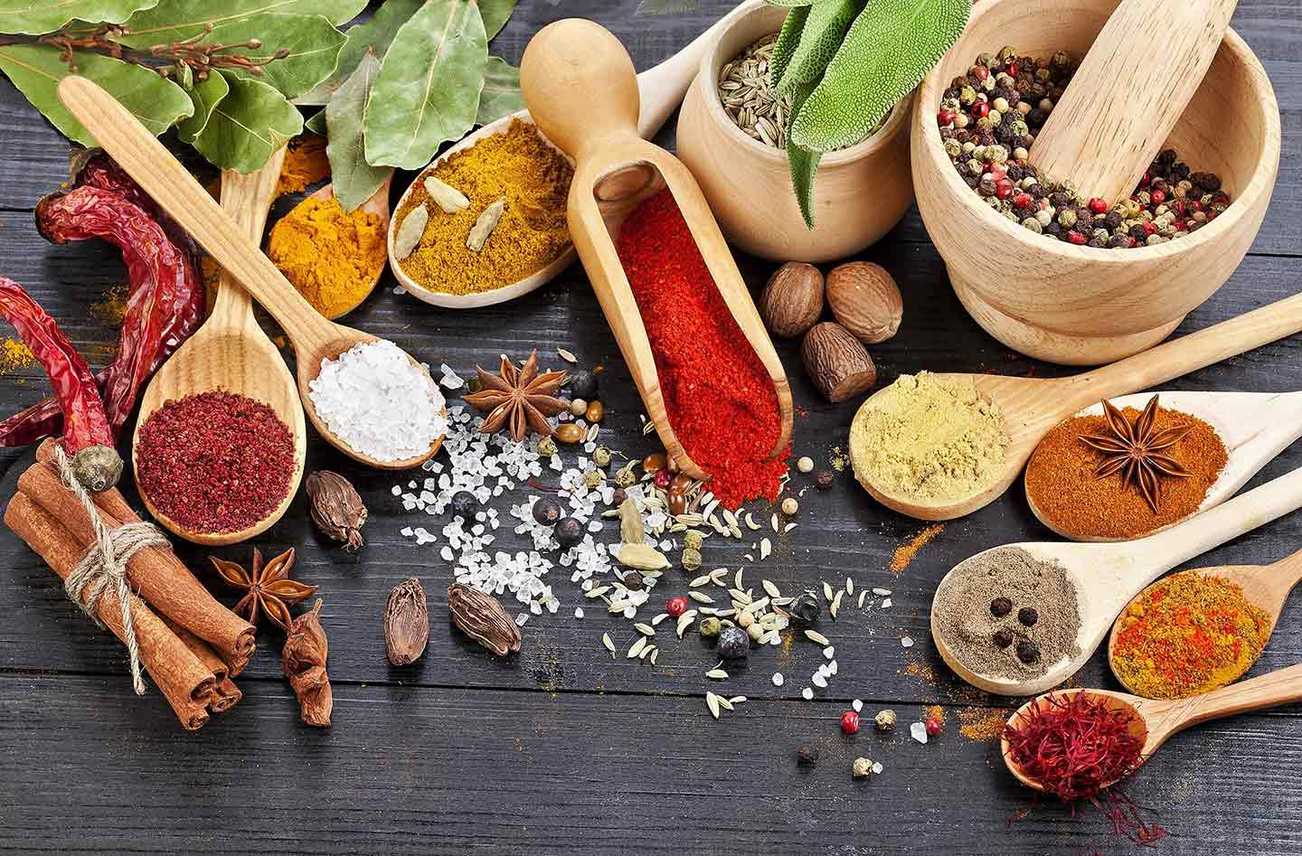 RUCHI Spices
