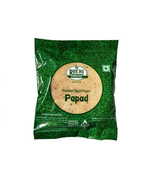 Papad Premium Black Pepper