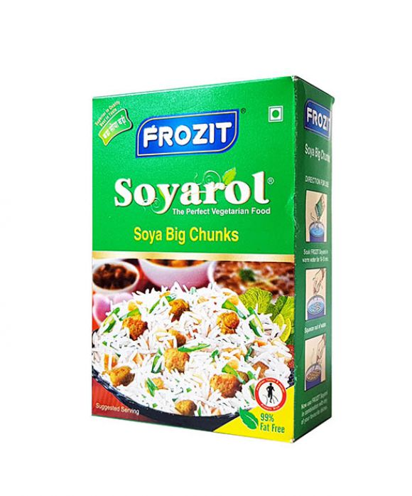 Soyarol Soya Big Chunks