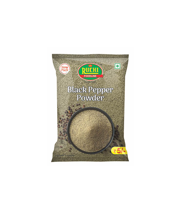 Black Pepper Powder Sachet