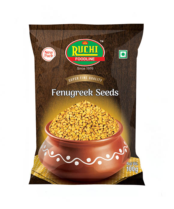 Fenugreek Seeds (Methi Seeds)