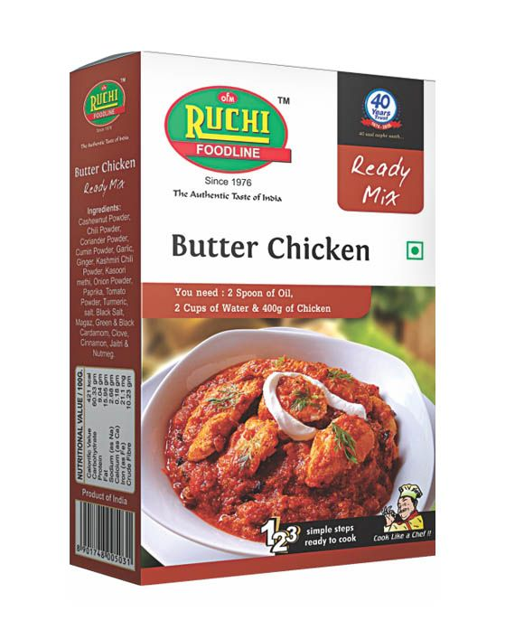 Butter Chicken Ready Mix