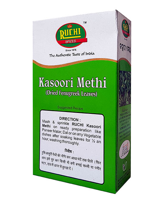 Kasoori Methi Dried Fenugreek Leaves