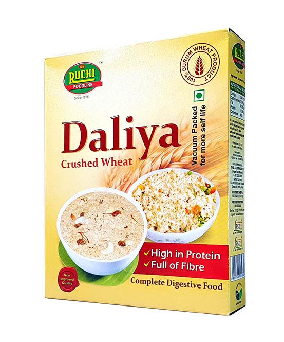 RUCHI Daliya Crushed Wheat | RUCHI Foodline