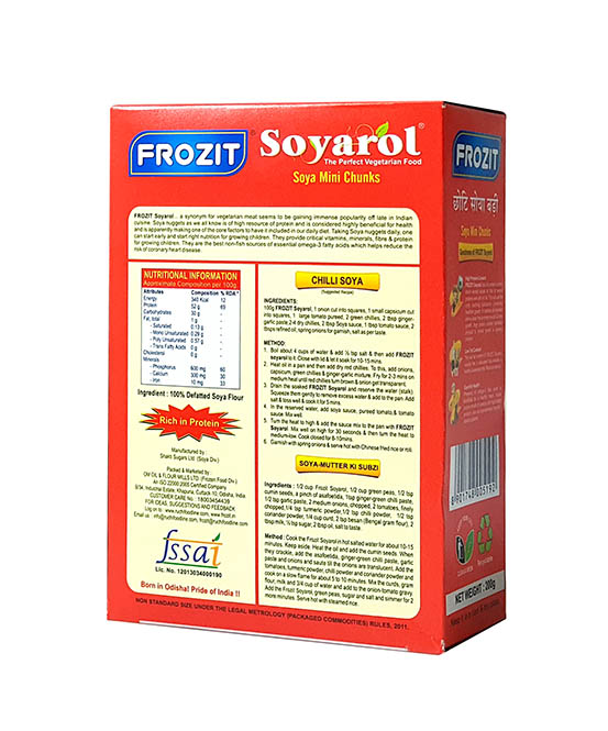 Soyarol Soya Mini Chunks