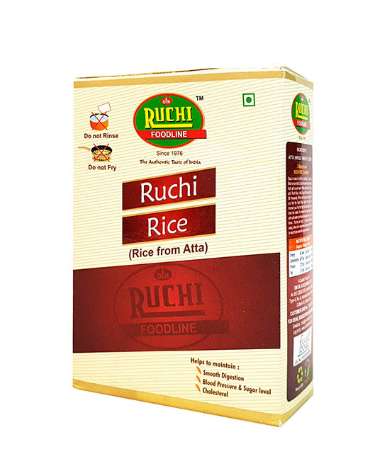 Ruchi Rice from Atta