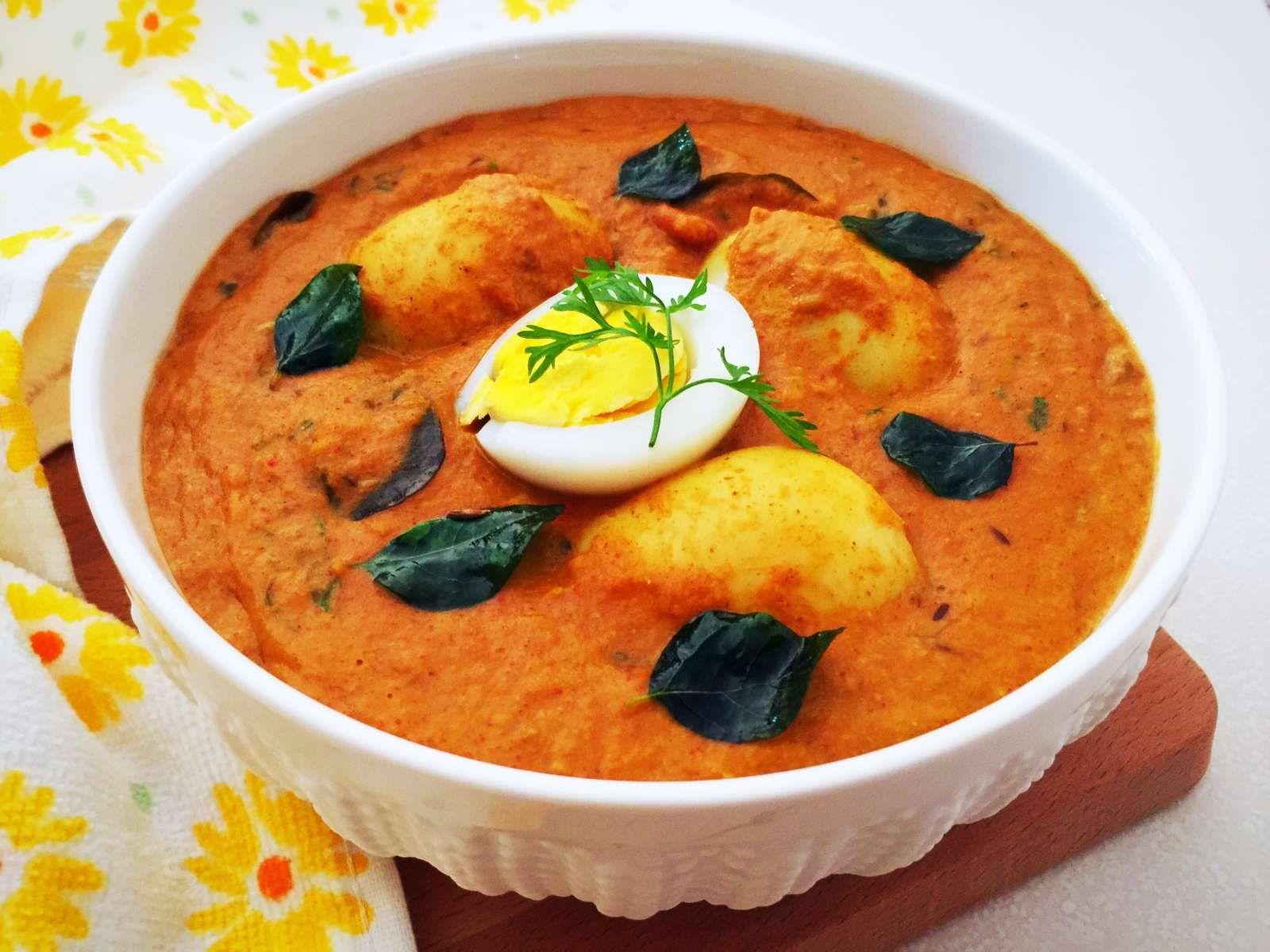 Egg Bafat